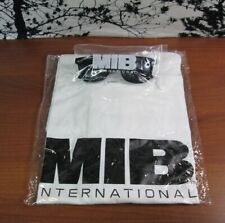 Men In Black International Movie Promo Sunglasses and T-Shirt Adult Size XL