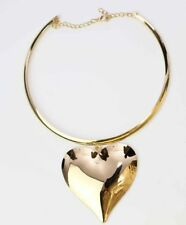 Unbranded Heart Collar Costume Necklaces & Pendants