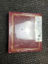 "The Library Collection~100 Page ""Magnetic"" Photo Album"