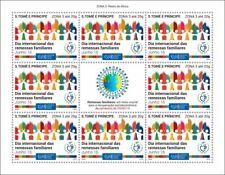 More details for sao tome & principe stamps 2020 mnh family remittances zona 3 upu corona 8v m/s