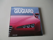 DESIGN BY GIUGIARO-PETER VANN-RARE HARDCOVER BOOK WITH SLIPCASE-2003