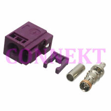 1x Fakra SMB D 4004 jack connector RG316 RG174 LMR100 GSM antenna cellular phone