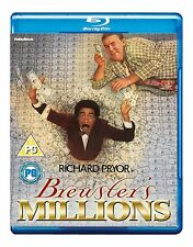 Brewster's Millions - Blu ray NEW & SEALED - Richard Pryor