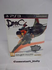 DMC DEVIL MAY CRY SON OF SPARDA LIMITED EDITION - SONY PS3 - BRAND NEW