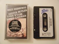 OZZY OSBOURNE JUST SAY OZZY CASSETTE TAPE 1990 PAPER LABEL EPIC CBS UK