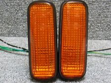 94 00 Honda Legend KA9 Civic EK Prelude BB Orange Lens Side Marker Light JDM OEM