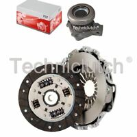 NATIONWIDE 2 PART CLUTCH KIT AND FTE CSC FOR OPEL VECTRA HATCHBACK 1.6I