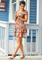 Matilda Jane Brilliant Daydream Looks to Frill Dress Size XS X Small NWT