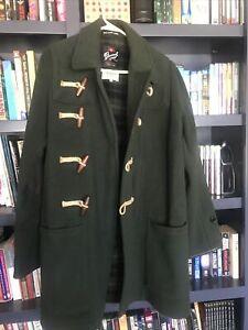YMC X Gloverall Duffle Coat