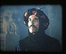 ARABIAN ADVENTURE (1979) 16mm Lee and Cushing in wild fantasy. ITC Entertainment