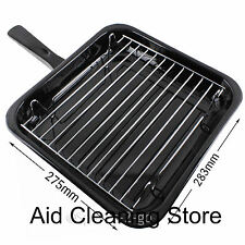 CAPRICE OVEN CARAVAN & MOTORHOME CAMPER 285 x 275 mm Small GRILL PAN & HANDLE