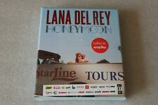 LANA DEL REY Honeymoon (Limited Box Set)  NEW SEALED