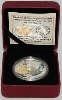 2016 Canada $20 Her Majesty's 90th Birthday Silver Proof Coin | Coins | KM Coins