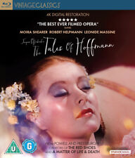 The Tales of Hoffman Blu-ray (2015) Michael Powell ***NEW***