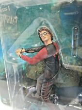 "NEW 5.5"" Harry Potter w/ wand (MOC) series 1 (2007) NECA"