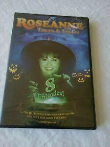 Roseanne: Tricks And Treats [DVD] 8 Episodes Halloween Episodes        L13