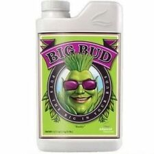 Advanced Nutrients Big Bud Liquid 500ml - bloom booster enhancer fertilizer