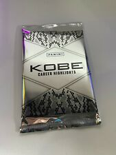 New Listing2020 � Kobe Bryant � Panini Mosaic Career Highlights Redemption Pack