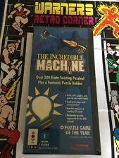 Panasonic 3do 3d0 Game #retrogaming Incredible Machine Sealed New
