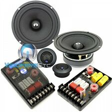 """CDT AUDIO HD-52 NEW 5.25"""" 2 WAY COMPONENT SPEAKERS HD52 HIGH DEFINITION"""