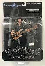 LEMMY KILMISTER Motorhead Locoape Icon Figure Rickenbacker Guitar Variant Sealed