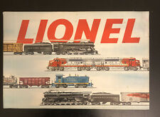 Vintage Lionel Train O gauge Catalog 1953 color 39pages