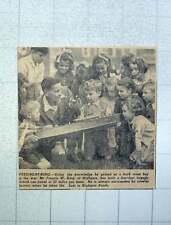 1949 Speedboat King Francis King Highgate Ponds Torpedo Boat