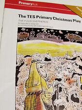 La tes primaria di Natale suona i quattro pastori/Natività/Xmas/CANTI/Scuole