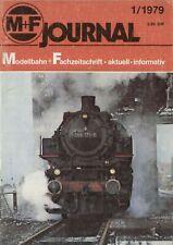 rivista M+F Journal Merker+Fischer 1/1979   bb