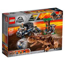 LEGO 75929 JURASSIC WORLD Carnotaurus Gyrosphere Escape MAG 2018