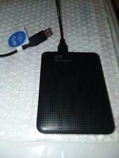 1TB WD My Passport External Hard Drive USB 3.0 Western Digital FULLY TESTED