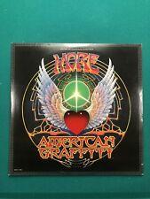 More American Graffiti Soundtrack Gatefold 2 LP Set Dated 1979