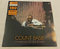 """COUNT BASIE & HIS ORCH.: """"Chairman of the Board"""": 2019 NEW 180g VINYL LP REISSUE"""
