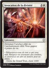 MTG Magic DOM - (x4) Invoke the Divine/Invocation de la divinité, French/VF