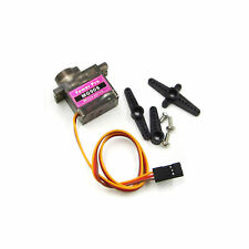 MG90S Metal Gear High Speed Micro Servo for RC Plane Helicopter Boat New