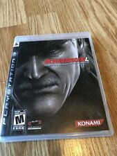 Metal Gear Solid 4: Guns of the Patriots / MGS 4 GH - PS3 VC4