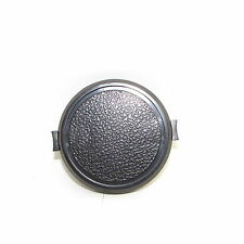 Black 52mm Lens Front Cap Made in Taiwan S211423