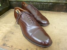 CHURCH VINTAGE BROGUES – BROWN – BERKELEY – UK 12 (NARROW) – VERY GOOD CONDITION