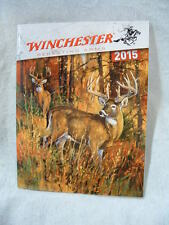 New Winchester Repeating Arms Catalog 2015 Catalog