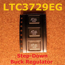 3 PCs. ltc3729eg Buck regulador positivo output step-down DC-DC up to 90a Appl.