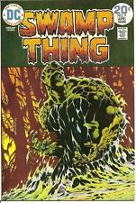 WRIGHTSON ART! SWAMP THING #9 VF-NM DC 1974 ALL LATE GREAT BERNI WRIGHTSON