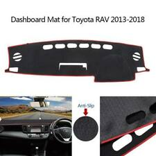 Car Dashboard Cover Dash Mat Sun shield Pad Fit For Toyota RAV 4 2013-2018