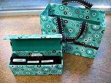 Girl Scout RING 4 in 1 Size 9 NEW in Fancy BOX Changeable Message Christmas GIFT