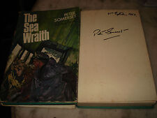 The Sea Wraith (Somerset, Peter -SIGNED FIRST EDITION HARDBACK 1967
