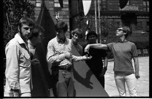 The Association 1960's Band New York Photo Shoot Original 35mm Camera Negative