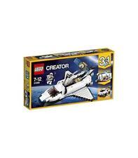 Sets y paquetes completos de LEGO naves espaciales exploradores caja
