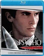 American Psycho Blu-ray 2000 Christian Bale