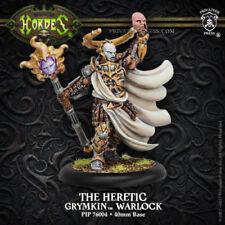 Hordes: Grymkin, The Heretic, Warlock PIP 76004