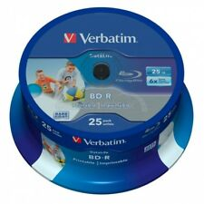 Verbatim 43811 - Bd-r 'datalife' 25gb 6x 25pk