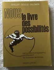 Nous le livre des possibilités - BERCOFF - DEVILLE - SALOMON - Robert Laffont
